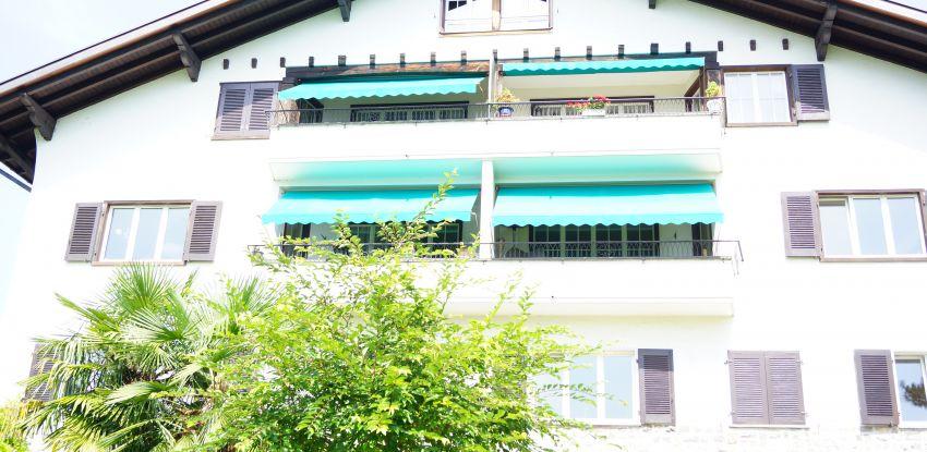In Hergiswil zu vermieten – traumhafte 4 Zimmer-Wohnung mit Seeanstoss