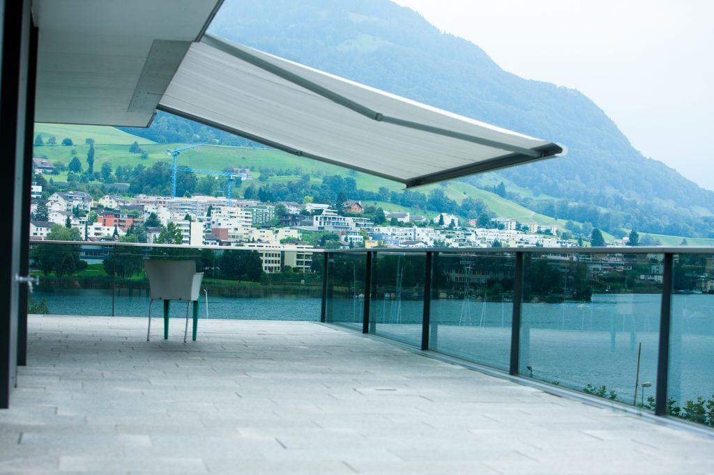 Luzernerstrasse 17 Balkon